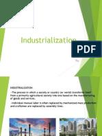 MLS 2- F Group 5 Industrialization
