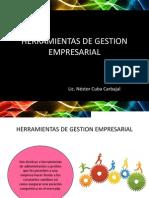 Herramientas de Gestion Empresarial