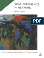Halliday - Language and Education pdf | Linguistics | Biodiversity