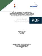 ANALISIS DAN PERANCANGAN BASIS DATA TERDISTRIBUSI PENGOLAHAN DATA POLIS ASURANSI MENGGUNAKAN METODE REPLIKASI ASYNCRONOUS.pdf