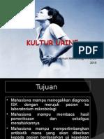 KULTUR URINE Praktikum Edited