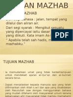 Aliran_Mazhab