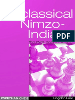 Lalic - Classical Nimzo-Indian - The Ever-Popular 4.Qc2 [2001]