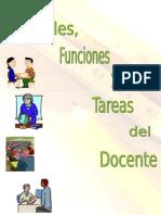 Roles Del Docente