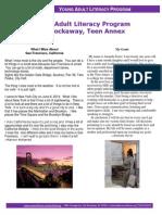 far rockaway yalp winter 2015 newsletter