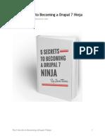 the 5 secrets to becoming a drupal 7 ninja shane thomas 2014 diypromo.pdf