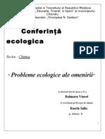 conferinta ecologie