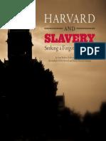 Harvard Slavery Book