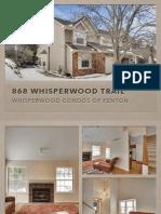 868 Whisperwood Trail Fenton MI | Whisperwood Condos