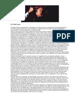 Discurso de Fidel Castro en Argentina