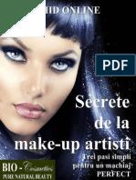 GHID ONLINE Secrete de La Make-up Artisti