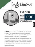 ESC360 Italian