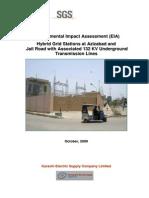 132 KV Azizabad Hybrid Grid Station