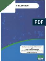 Maymar Gadap Grid Station Final Report