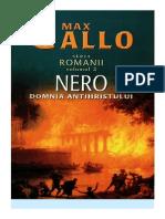 Max Gallo [ROMANII] - 02.Nero - Domnia Antihristului
