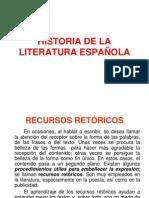 Literatura Espanola Mundial