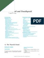 Thyroid & Parathyroid Chapter