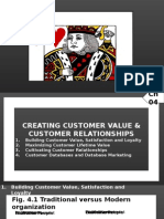 Creating Customer Value and Customer Relationships
