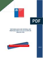 Metodología General 2013