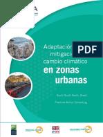 Adaptación Climática Urbana