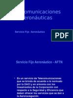 Servicio Fijo Aeronautico AFTN