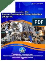 Juknis Bantuan Pembangunan RKB SMK