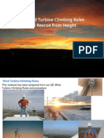 Fall Protection Wind Farms