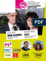 Se battre pour la Seine Saint Denis