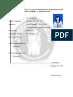 Form Riwayat Kesehatan Mahasiswa Baru Program Kedokteran Hewan Universitas Brawijaya 2013. - Copy