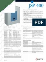 JSP400-Supresor de Picos