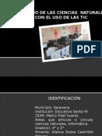 Ejemplo Proyecto Aula Santa Fe