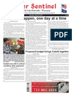 March 19, 2015 Courier Sentinel
