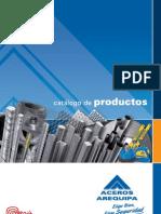 catalogo de productos  aceros arequipa