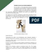 Aplicaciones de La Cerámica en La Industria Electrónica Biomedica