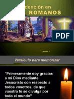 La Redencion en Romanos