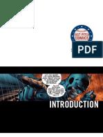 Fast Pitch Comics - Design Document