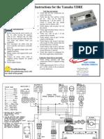 FX503 Yamaha YDRE Instruction