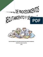 Manual Proced_ Reclutamiento y Seleccion.pdf