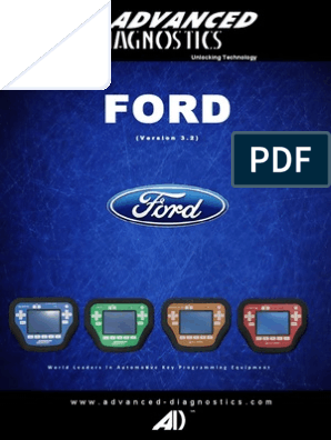 manual Ford | Qr Code | Vehicles