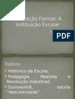 Educação Formal
