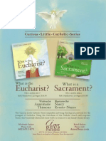 Curious Little Catholic Flyer