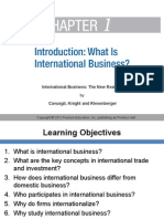 International bussiness management Chapter 1