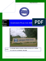 Corporate Plan 2009-2010