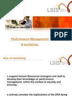 HR Event on Performance Management
