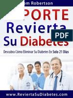 Revierta Su Diabetes Reporte