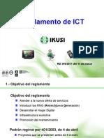 ICT2 Presentacion Mayo 2011 Version 1.pptx