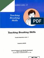 Teaching Brushing Skills
