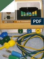 Chequedor de Transistores BK Precision Modelo 510