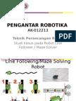 Teknik Perancangan Robot