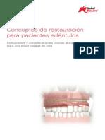 Rehabilitation Concepts for Edentulous Patients ES